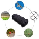 Net Netting for Bird Chickens Poultry Aviary Game Pens (25' X25')