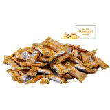 Barefood Ginger Candy - 100% Natural Chewy - Orange Ginger 1 LB