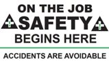 Motivational Safety Banner