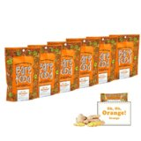 Barefood Ginger Candy - 100% Natural Chewy - Orange Ginger 6 Packs of 5oz