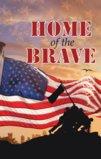 Patriotic Home Of The Brave Iwo Jima Flag Raising Garden Flag Decorative Flag - 12.5