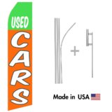 Used Cars Econo Stock Flag